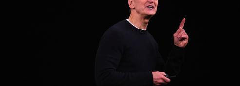 Des parlementaires américains critiquent Apple pour avoir cédé à Pékin