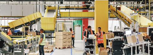 Amazon mise sur 4000 robots pour accélérer la cadence
