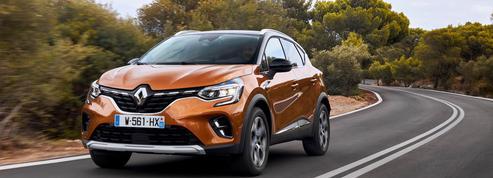 Renault Captur, le SUV urbain voit grand