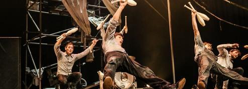 Le merveilleux bazar des acrobates