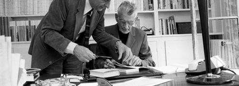 Samuel Beckett, Nobel de littérature, à son éditeur: «Comment peux-tu faire pour que je ne l'aie pas?»