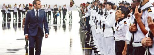 À La Réunion, Macron renoue avec ses fondamentaux: l'économie et le social