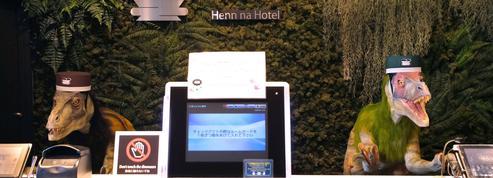 Au Japon, les clients de «l'hôtel des robots » pouvaient être filmés et écoutés à leur insu
