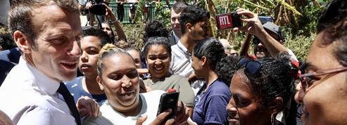 À La Réunion, Macron concède que «les choses vont prendre du temps»