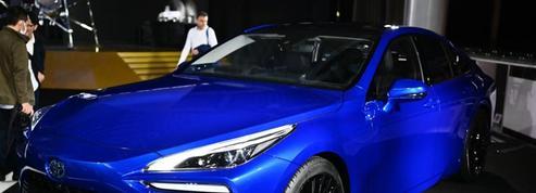 Toyota veut promouvoir l'hydrogène grâce aux Jeux olympiques