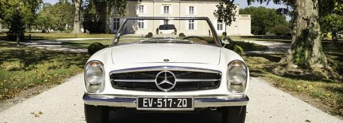 Margaux en Mercedes