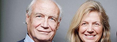 Sylvie Douce et François Jeantet, l'apothéose au Grand Palais pour le Salon du chocolat