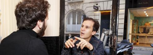 Municipales à Paris: un verre avec... Gaspard Gantzer
