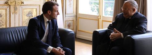 À l'Élysée, les musulmans de France priés de s'engager contre l'islamisme