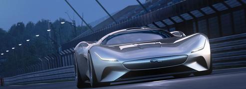 Jaguar Vision Gran Turismo, celle dont on rêve