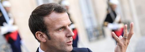 Macron reconnaît avoir pu «parfois blesser des gens»