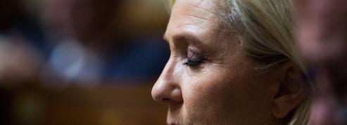 Bayonne: Marine Le Pen dénonce l'«acte inqualifiable» d'un ancien candidat RN