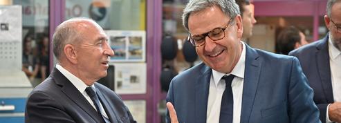À Lyon, Kimelfeld ne se «considère pas comme un dissident» face à Collomb