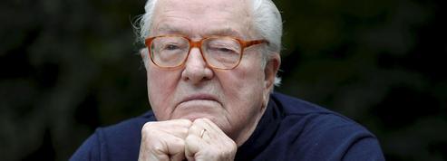 Jean-Marie Le Pen privé de compte bancaire à la suite d'un différend fiscal