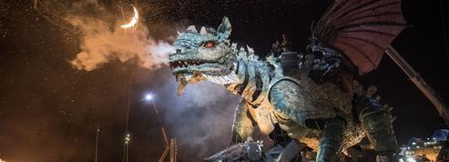 À Calais, dragon et merveilles