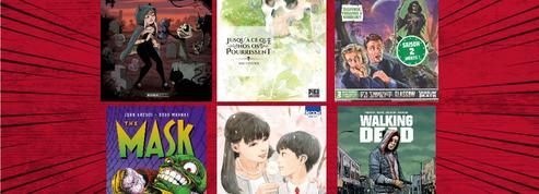 Horreur ou thriller: six bandes dessinées pour frissonner le soir d'Halloween