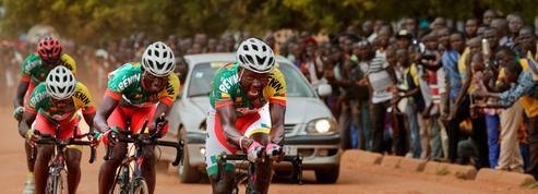 Au Burkina Faso, passion cyclisme et système D