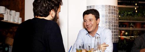 Municipales à Paris: un verre avec... Benjamin Griveaux