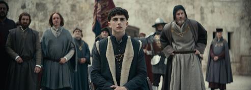 Le Roi :Timothée Chalamet en majesté pour Netflix