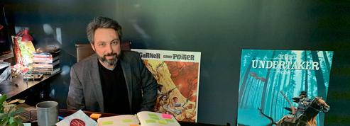 Xavier Dorison, le scénariste aux mains d'or de la bande dessinée