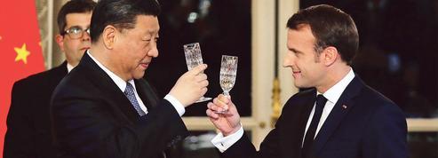 Macron retourne en Chine pour chercher la voie d'une coopération