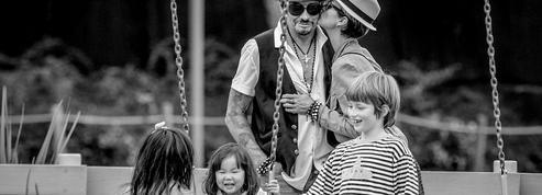 Dans l'intimité de Johnny Hallyday à Los Angeles avec le photographe Alain Rolland