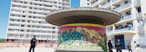 Les quartiers nord de Marseille, zones à très haut risque