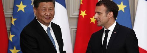 Pékin attend peu du tête-à-tête avec Macron