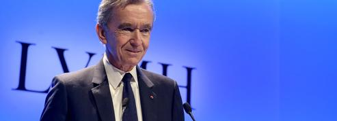 Bourse: LVMH vaut plus de 200milliards d'euros