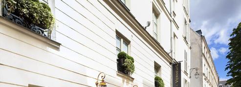 Hôtel Verneuil: une adresse de charme au cœur de Saint-Germain-des-Prés