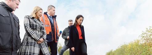 Brune Poirson lutte contre les décharges sauvages