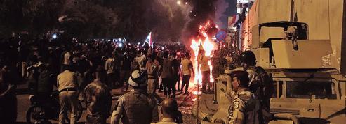 En Irak, l'Iran conspué par les manifestants, de Nadjaf à Karbala