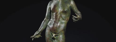 Le Louvre lance un appel aux dons pour acquérir un Apollon du 1er siècle