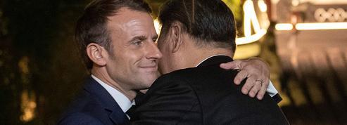 En Chine, l'opération séduction de Macron