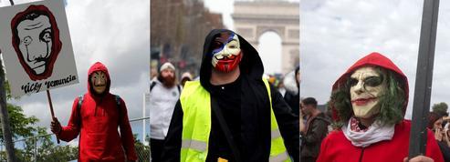 Joker, V pour Vendetta, La casa de papel... Le juteux marché des masques de la révolte