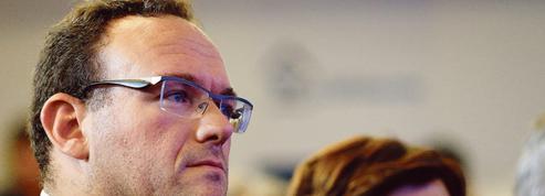 Damien Abad, président du groupe LR: la victoire d'un obstiné