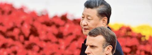 Emmanuel Macron mise sur le temps long en Chine