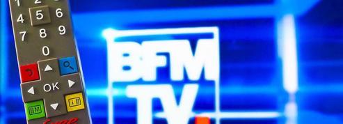 BFM Business fait son retour dans les box d'Orange