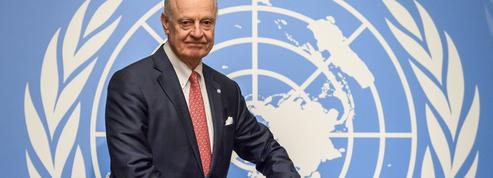 Staffan de Mistura, l'ex-médiateur de l'ONU en Syrie qui ne voulait plus serrer la main de Bachar el-Assad