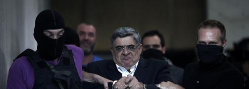 Aube dorée: après quatre ans de procès, la comparution attendue de Nikos Michaloliakos
