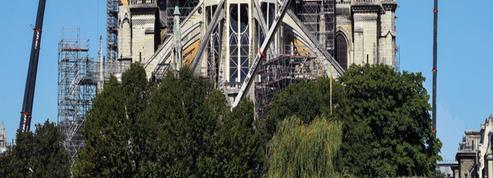 Total confirme son don de 100 millions d'euros pour Notre-Dame