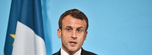 Emmanuel Macron veut réveiller l'Europe puissance