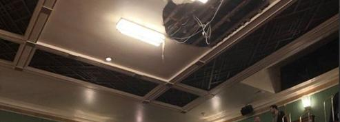 Un théâtre de Londres évacué après l'effondrement du plafond en pleine représentation