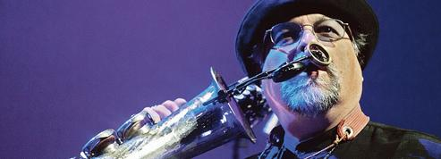 Joe Lovano, ténor tonique au New Morning