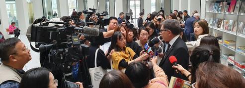 Serge Lasvignes: «Avec le Centre Pompidou Shanghaï, nous avons découvert le contrôle des œuvres en Chine»