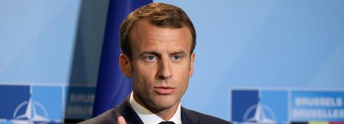Pour Emmanuel Macron, l'Europe est menacée de disparition géopolitique