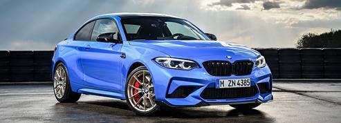 BMW M2 CS, en série limitée