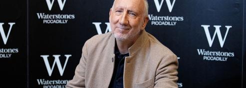 Le légendaire guitariste des Who Pete Townshend sort son premier roman