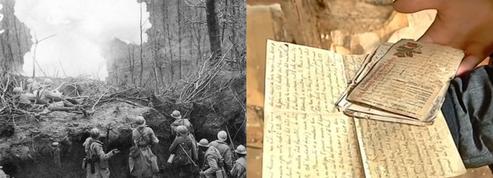Les belles lettres d'amour d'un poilu à son épouse retrouvées dans un grenier