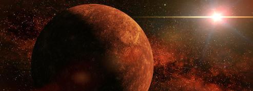 Mercure fait un discret passage devant le Soleil